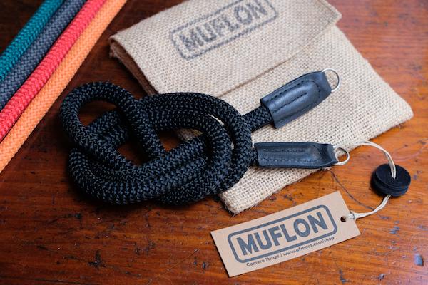 MUFLON  / The classic rope strap