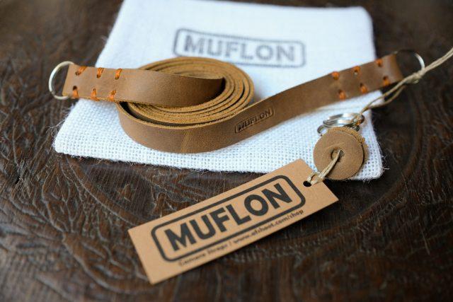 MUFLON / The Montana  Strap