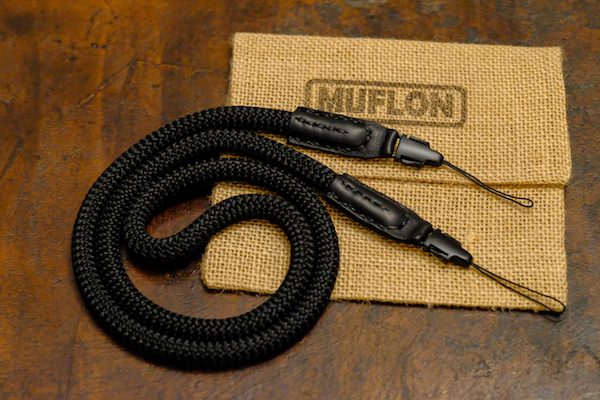 MUFLON   / The Yellowstone  Quick Release Strap Bundle