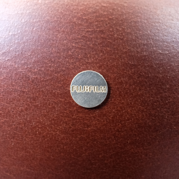 MUFLON  / 925 Sterling Silver Fujifilm  Soft Release Button