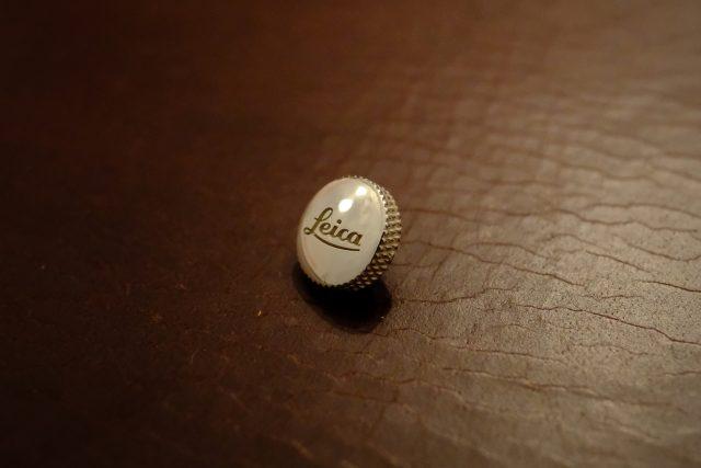 MUFLON / 925 Sterling Silver LEICA Soft Release Button