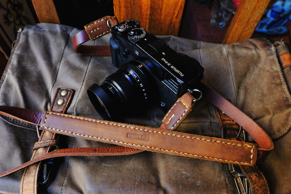 MUFLON / The NEBRASKA Shoulder Strap Limited Edition