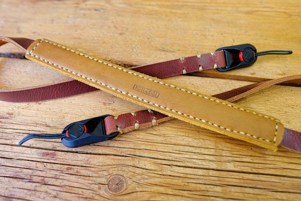 MUFLON / The NEBRASKA Shoulder Strap Limited Edition / Peak Design links